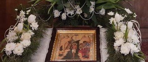Проповедь протоиерея Константина Курбанова в праздник Святого Богоявления, Крещения Господня 19.01.2021