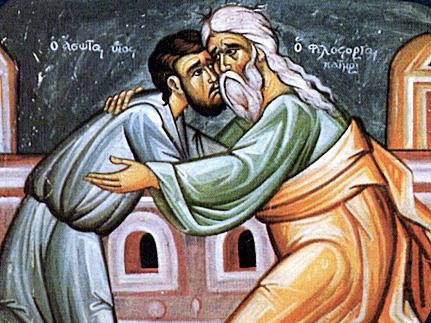 Проповедь иерея Антония Демиденко в Неделю о блудном сыне 28.02.2021