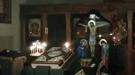 Проповедь протоиерея Константина Курбанова на 3-й Пассии 02.04.2021