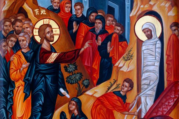 Проповедь иерея Антония Нагорного в Лазареву субботу 24.04.2021