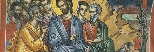 Проповедь протоиерея Константина Курбанова в праздник Входа Господня в Иерусалим 25.04.2021