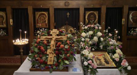 Проповедь протоиерея Константина Курбанова в праздник Благовещения Пресвятой Богородицы 07.04.2021