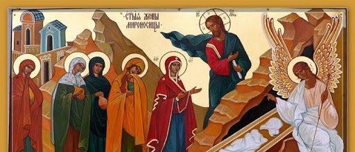 Проповедь протоиерея Константина Курбанова в Неделю святых жен-мироносиц 16.05.2021
