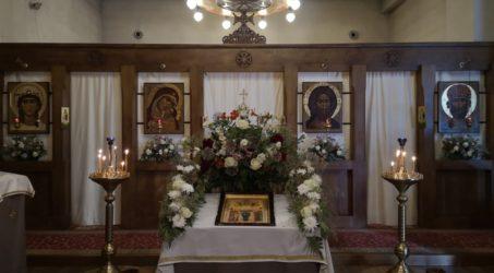 Проповедь протоиерея Константина Курбанова в праздник Вознесения Господня 10.06.2021