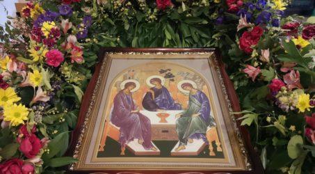 Слово протоиерея Константина Курбанова в День Святого Духа 21.06.2021