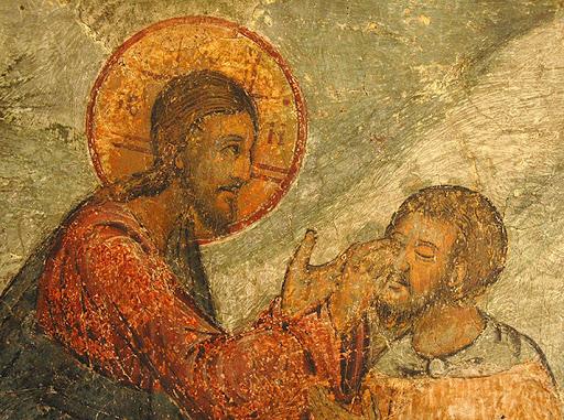 Проповедь протоиерея Александра Сорокина в Неделю 6-ю по Пасхе, о слепом 06.06.2021