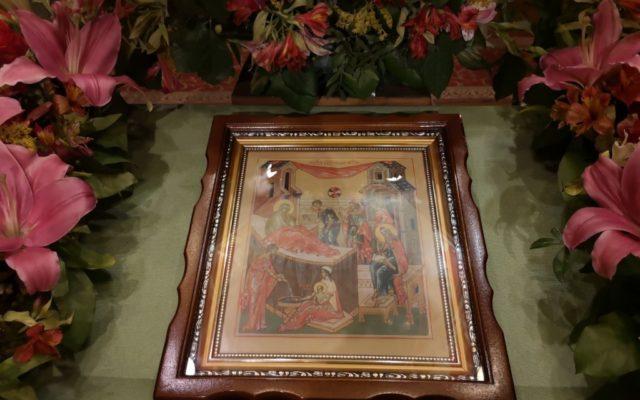 Проповедь протоиерея Константина Курбанова в праздник Рождества Иоанна Крестителя 07.07.2021