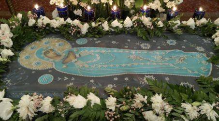Проповеди протоиерея Константина Курбанова в праздник Успения Пресвятой Богородицы 27-28.08.2021