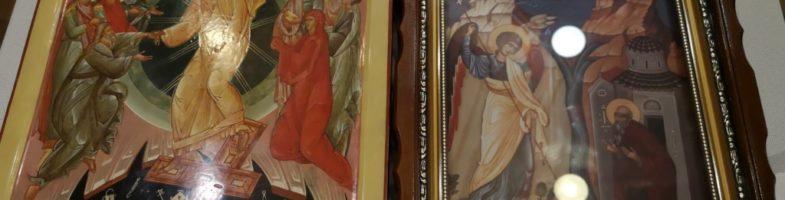 Проповедь протоиерея Константина Курбанова в праздник Воспоминания Чуда Архистратига Михаила в Хонех 19.09.2021