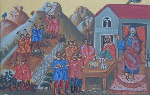 Проповедь иерея Антония Демиденко в Неделю 13-ю по Пятидесятнице 19.09.2021